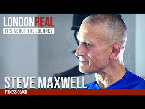 Steve Maxwell – Ageless | London Right