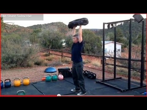 Kettlebell And Sandbag Workout For Maximum Correctly being In Minimal Time
