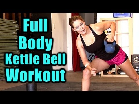 Paunchy Physique Workout: Kettle Bell Exercise Routine, Tone at Dwelling Cardio Fitness Training, Burn Fleshy FAST
