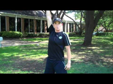 Kettlebell workout routines with Cooper Smartly being Center