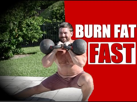 Kettlebell Cardio Routine [Builds Muscularity & Mobility While Burning Fat] | Chandler Marchman
