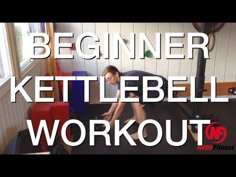 20 Minute Beginner Kettlebell Declare