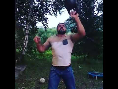 Kettlebell: Perfect Coaching in  Nature