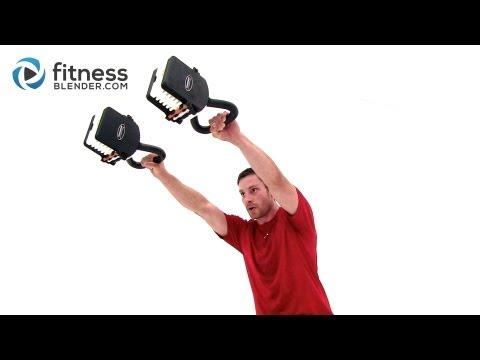 Double Kettlebell Snarl – Fitness Blender's Calorie Blasting Kettlebell Coaching