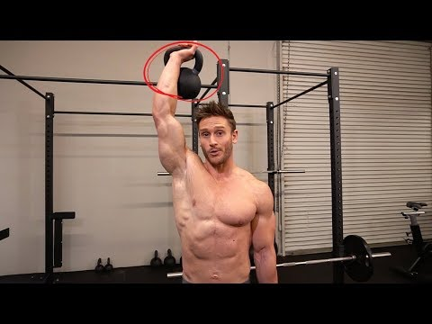 5-Minute Six Pack Abs Kettlebell Workout