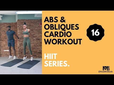 Abs & Obliques Thunder – NO EQUIPMENT NEEDED!! – Changes incorporated!