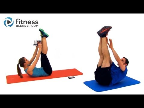 Tabata Kettlebell Workout + Abs and Obliques Workout – forty five Minute Kettlebell Practising