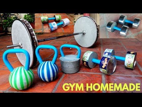 5 Awesome To To find Handmade DUMBBELLS Kettlebells And Barbells Gymnasium At Dwelling