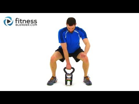 Evolved Kettlebell Workout – Calorie Blasting Weight Loss Kettlebell Routine