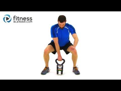 Evolved Kettlebell Workout – Calorie Blasting Weight Loss Kettlebell Routine