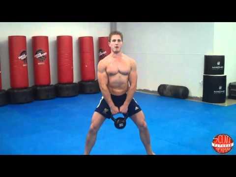 How To: Kettlebell Sumo Deadlift