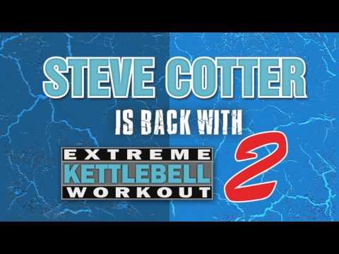 Steve Cotter Outrageous Kettlebell Workout 2