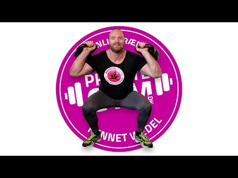 Kettlebell Core Booster Exercise – 20 min | ⚫️ PrivateGYM FREE Exercise Videos