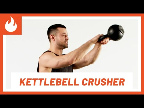 10-Minute Total-Physique Kettlebell Blast | Burner | Men's Smartly being