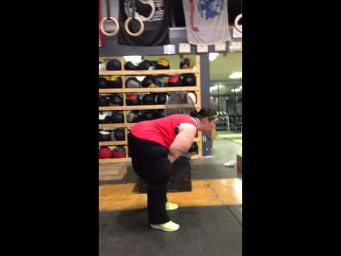 Crossfit – Kettlebell Swings – Weightloss Vlog