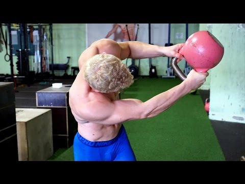 5 Explosive Rotational Swings for Energy and Vitality