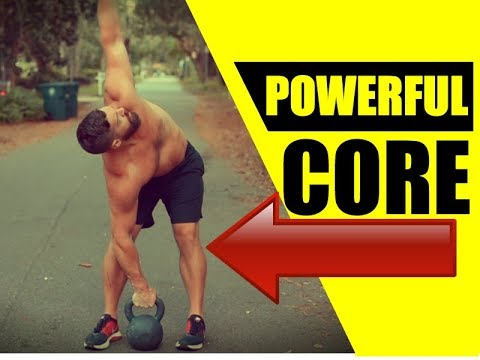 Kettlebell Workout for a Ripped & Indispensable Core | Chandler Marchman