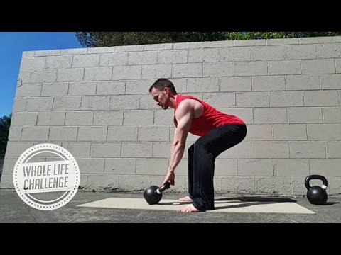 The Kettlebell Swing for Newbies: A Easy and Stable How-To