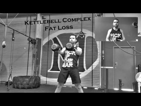 Double Kettlebell Complicated for Rotund Loss