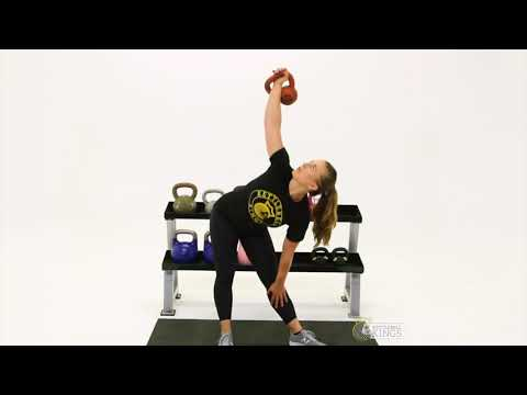 Kettlebell Workout – Apply Along || Kettlebell Kings Workout routines