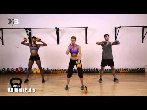 Kettlebell Kickboxing Coed Strength Series Promo