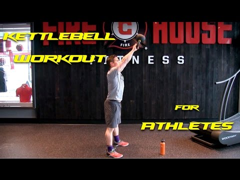 Kettlebell Exercise for Athletes