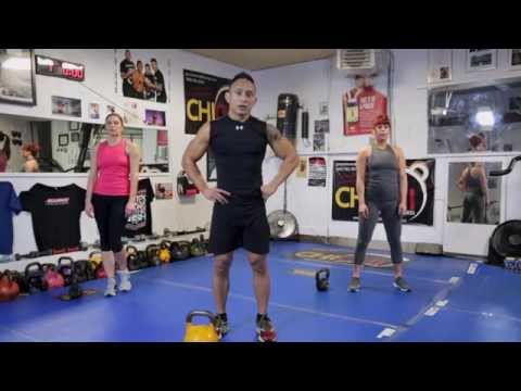 Kettlebell CARDIO Workout for Inexperienced persons