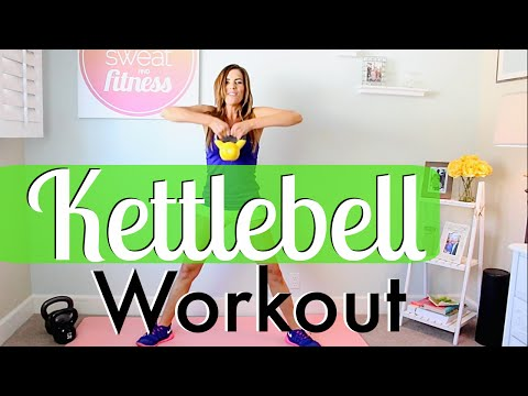 Kettlebell Corpulent Body Exercise!