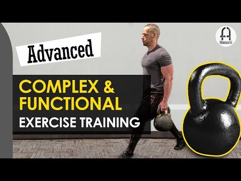 💪 Total Body Functional Workouts – For The Evolved – Final kettlebell exercise