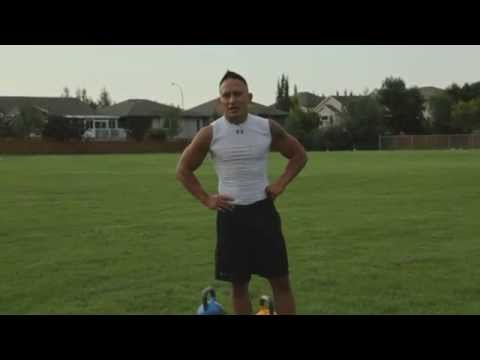 Chi Chi Open air Kettlebell Workout