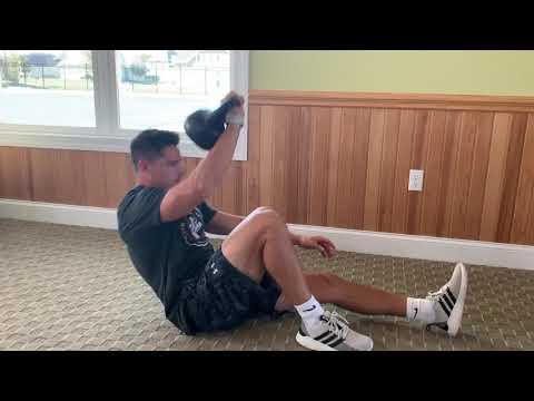 Kettlebell Ab Exercise
