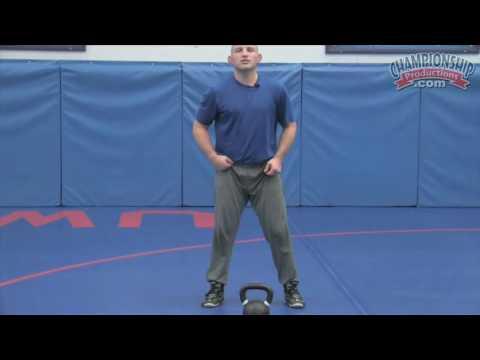 Hardstyle Kettlebell Coaching for Wrestlers – Mike DeRoehn