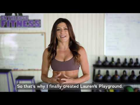 Lauren's Playground a web Kettlebell Health Gym and Crew