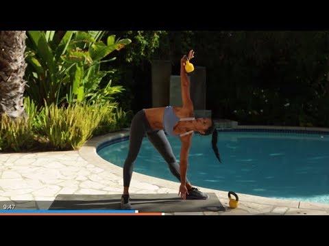 20 Min Kettlebell Workout | Kettlebell Workout for Females