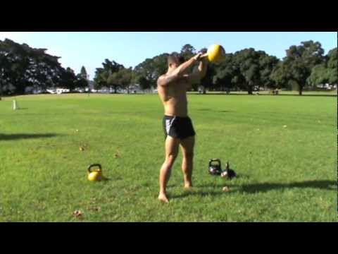 The Kettlebell Swing – How To Salvage It RIGHT!