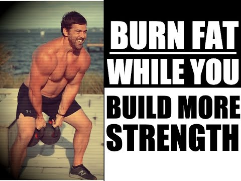 """Kettlebell """"Energy Cardio"""" [Builds Strength While Burning Fat!]   Chandler Marchman"""