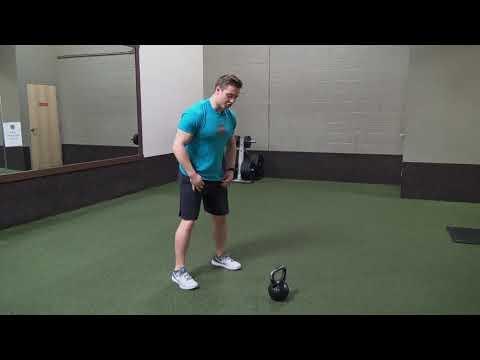 Fitness Coach Guidelines   Kettlebell Swing