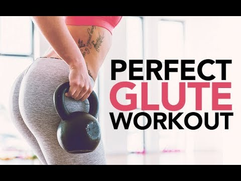 Very finest Glutes Workout (5 KETTLEBELL BOOTY MOVES!!)