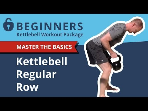 How one can Manufacture the Kettlebell Row | Most important Full Body Exercise