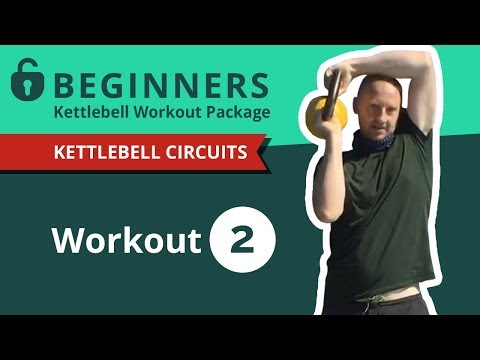 4 Minute Beginners Kettlebell Sing #2 | Notice Alongside with Greg