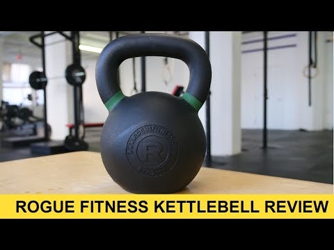 Rogue Health Kettlebell Review