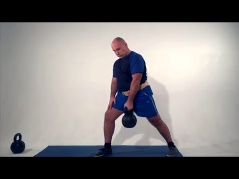 Kettlebell workout for newbies. Full physique workout routines for weight reduction
