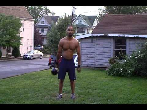 Kettlebell Circuit – 7 Minutes of Hell (20kg)
