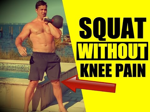 """""""No More Knee Effort"""" Decrease Physique Kettlebell Routine to Burn Full & Develop Energy 