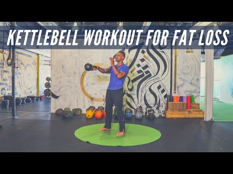 Minimalist Kettlebell Utter for Fleshy Loss & Conditioning