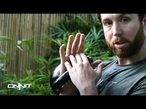 Onnit Kettlebell Popular Instruction for Newbies | Brandon McElroy