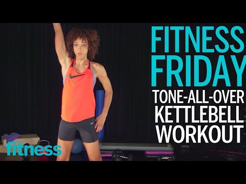 The Final Elephantine-Body Kettlebell Workout | Fitness Friday | Fitness