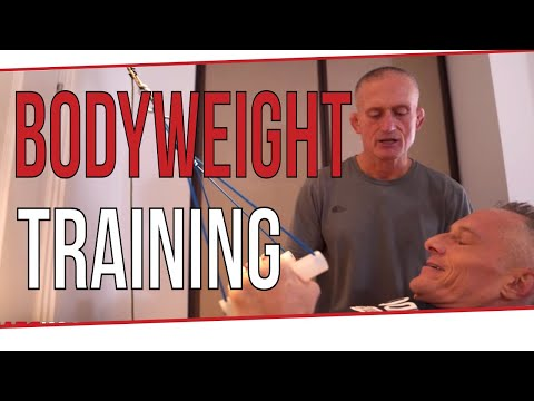 THE HOTEL BODYWEIGHT ROW EXERCISE – Steve Maxwell
