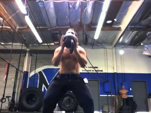 Kettlebell Fat Loss: Joyful Ending Finisher