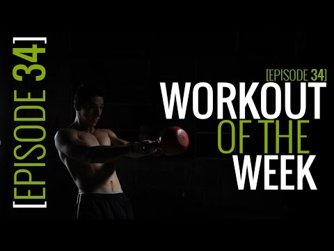 Bloom to Fit Declare of the Week: Kettlebell Baseline Take a look at [Episode 34]